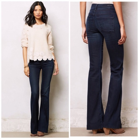 Citizens Of Humanity Denim - Citizens of Humanity Hutton Midrise Wide Leg Jean